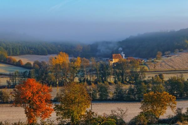 L'automne: een herfst in de Dordogne