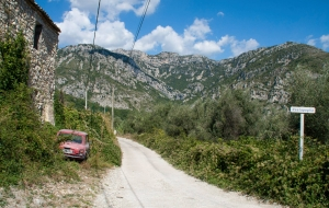 Deel II: Côte d'Azur à pied