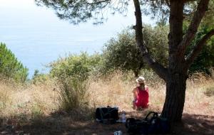 Deel I: Côte d'Azur á pied