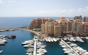 Monaco: Glitter en ehh… uitlaatgassen?