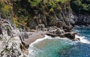 Reizen: plages d'Alpes-Maritimes
