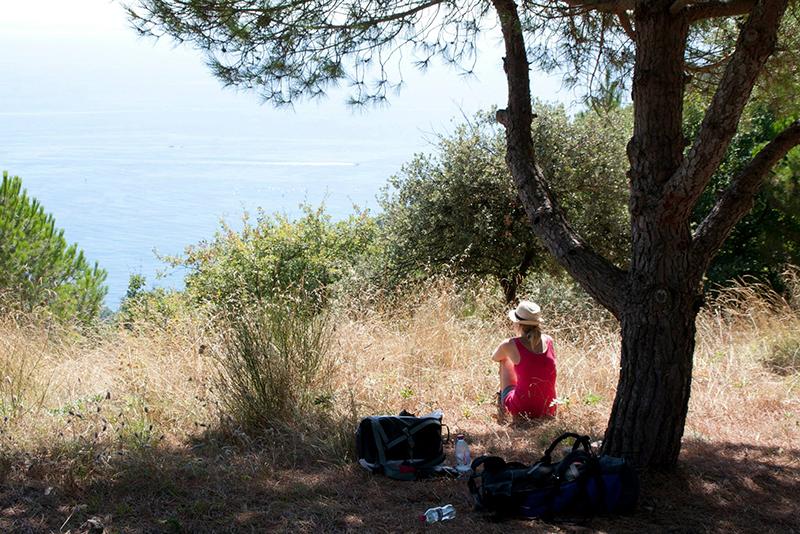 Deel I: wandelen aan de Côte d'Azur