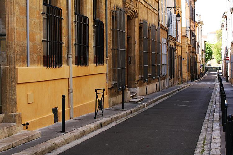 Oase Van Rust In Hartje Aix En Provence