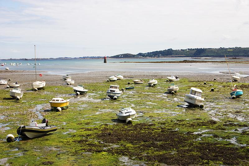 Bretagne-eb-vloed