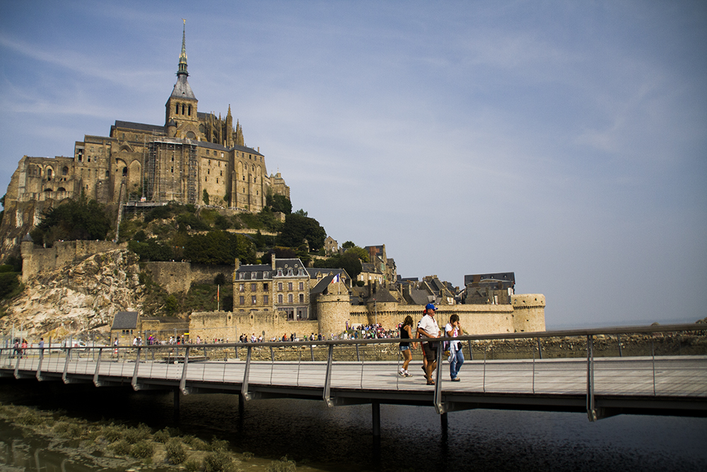 Le-mont-saint-michel-normandie