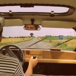 Vakantieverhalen / Roadtrip in een 2CV met Sjon
