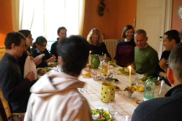 Op talencursus in Lyon: zenuwen, kaas en veel Franse oma's