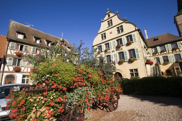 Een verrassing in de Elzas: Turckheim