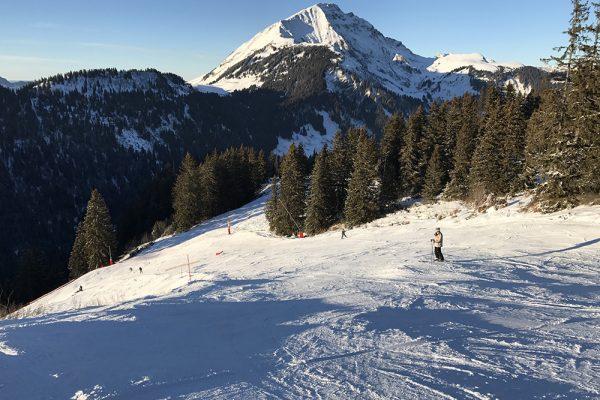 Deel II: op wintersportvakantie met baby in de Franse Alpen