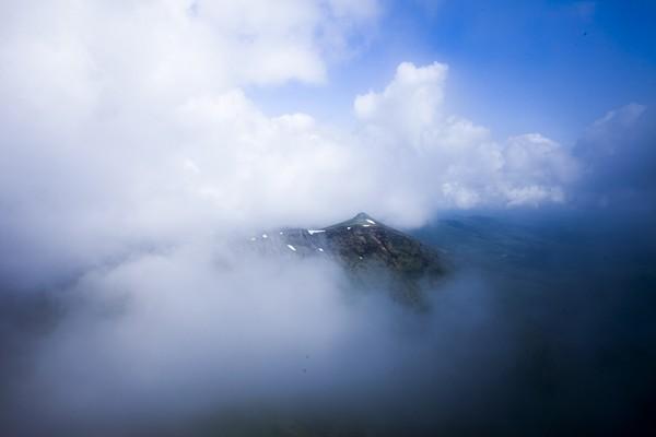 Voyager / klimmen op de vulkanen van de Auvergne