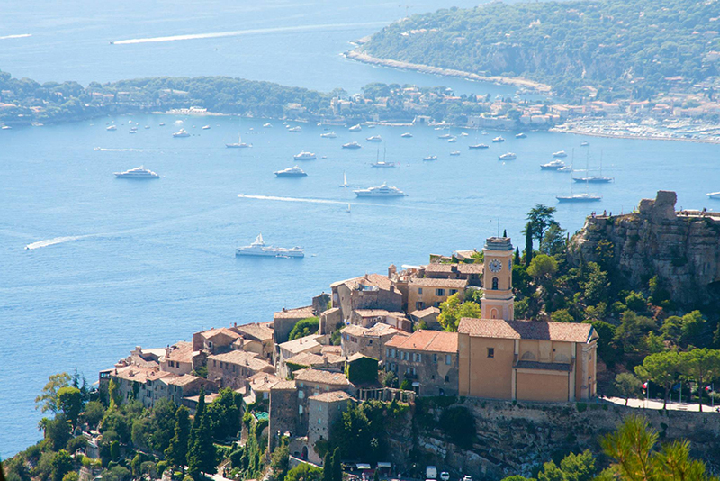 Côte d'Azur, Frankrijk