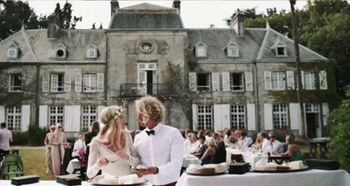 Mercredi Marriage Trouwen In Normandie