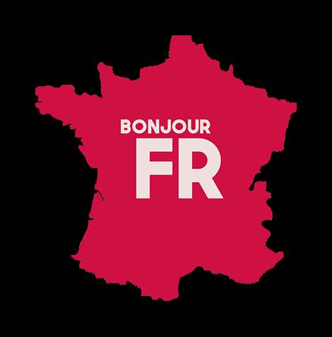 Bonjour Frankrijk Shop